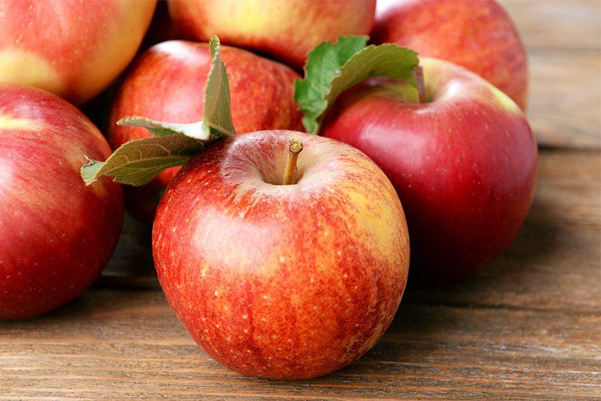 Apples, The New Orange